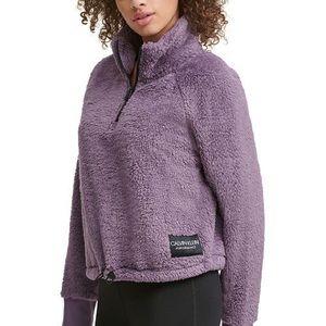 Calvin Klein Pullover Fleece Sweatshirt